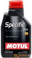 Motul Specific Ford 913D 5W-30 1л