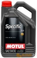 Motul Specific Ford 913D 5W-30 5л