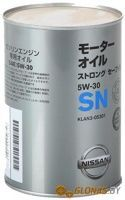 Nissan Strong Save X 5W-30 SN 1л
