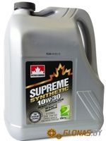 Petro-Canada Supreme Synthetic 10W-30 4л