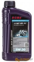 Rowe Hightec Synt RS HC SAE 5W-20 1л [20186-0010-03]