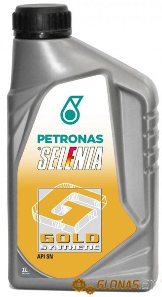 Selenia Gold Synthetic 10W-40 1л