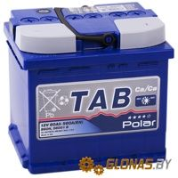 Tab Polar Blue R+ (60Ah) low