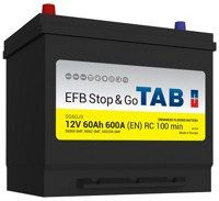 TAB Magic Stop&Go Asia EFB 60 JR (60 А·ч)
