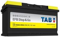 Tab Magic Stop&Go EFB R+ (90Ah)