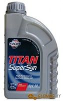 Fuchs Titan Supersyn 5w-50 1л