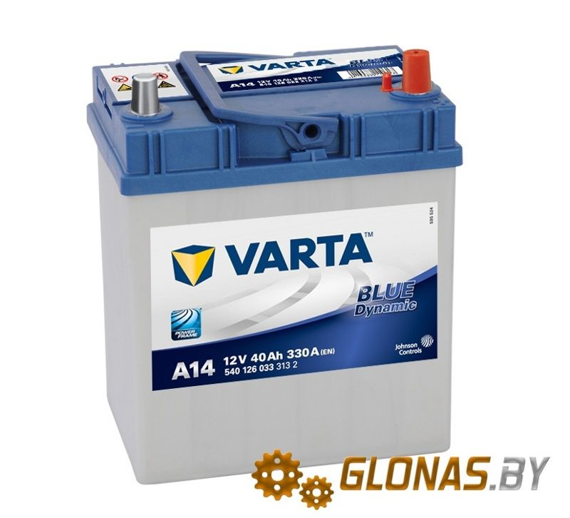 Varta Blue Dynamic A14 (40Ah)