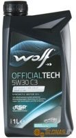 Wolf Official Tech 5w-30 C3 1л