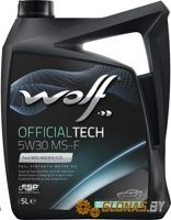 Wolf Official Tech 5w-30 MS-F 5л
