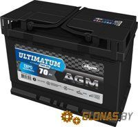 AKOM Ultimatum AGM R (70 А·ч)