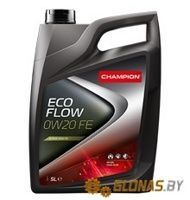 Champion Eco Flow 0W-20 5л