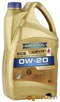 Ravenol Eco Synth ECS 0W-20 5л