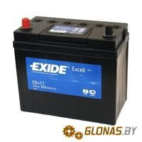 Exide Excell EB457 L+ (45Ah)