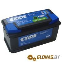 Exide Excell EB852 R+ (85Ah)