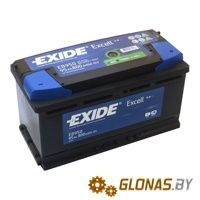 Exide Excell EB950 R+ (95Ah)