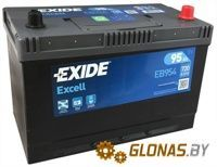 Exide Excell EB954 R+ (95Ah)