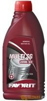 Favorit Multi SG 20W-50 1л