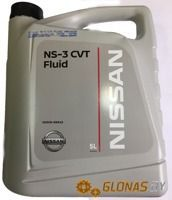 Nissan CVT Fluid NS-3 5л