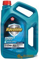 Texaco Havoline Energy 0W-30 4л