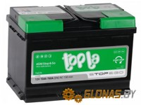 Topla TOP AGM Stop&Go TAG70 (70 А·ч)